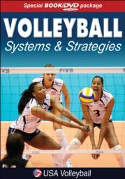 Volleyball Systems & Strategies With DVD Included By Volleyball USA