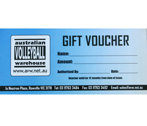 $200 Gift Voucher Hard Copy